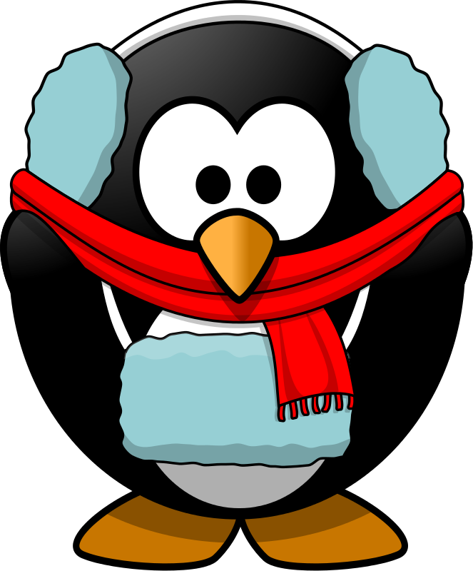 Free Freezin' Penguin