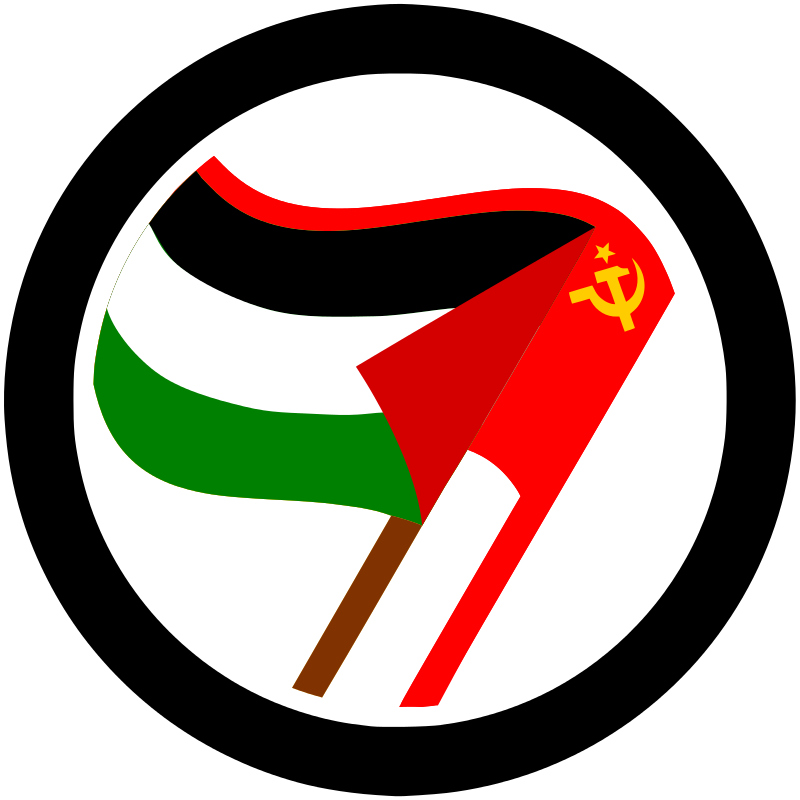 Free Clipart: Antiimperialist action | worker