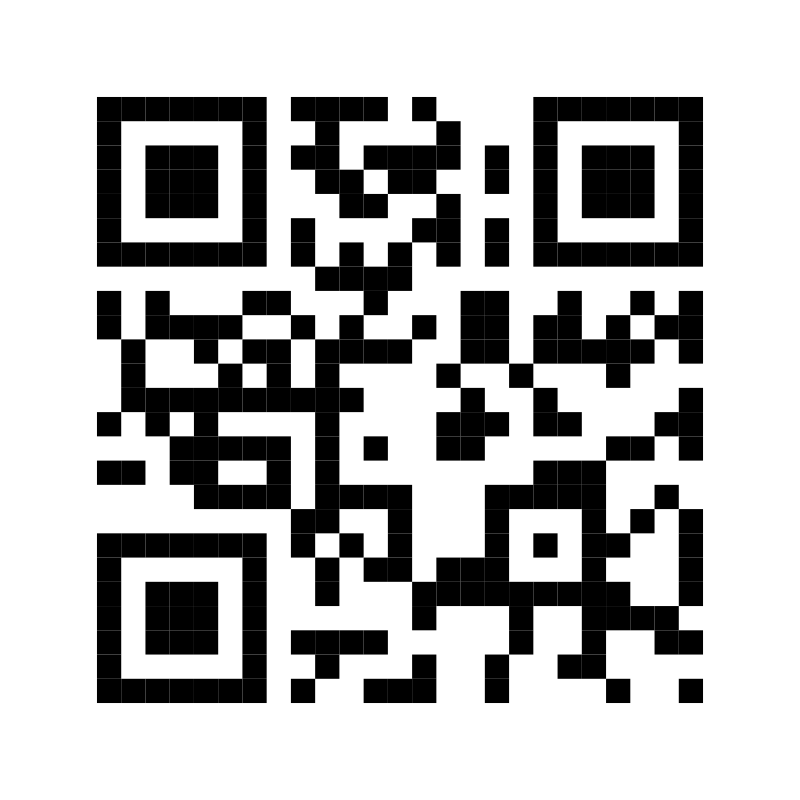Free Clipart: Share the Openclipart QR Code | openclipart