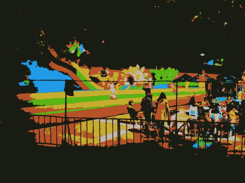 Free Bouncy Castle Scene 1
