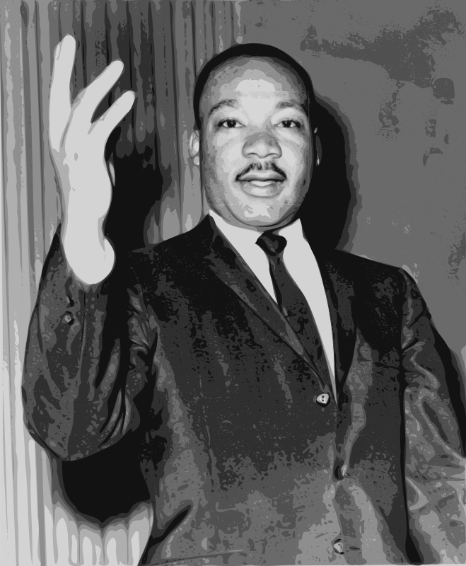 Free Martin Luther King Jr. Speaking