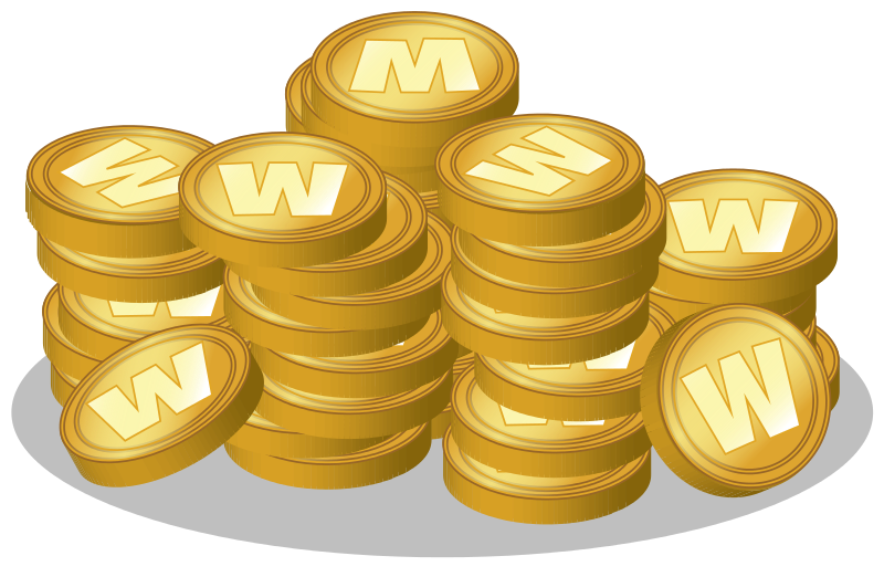 Free Coin hoard