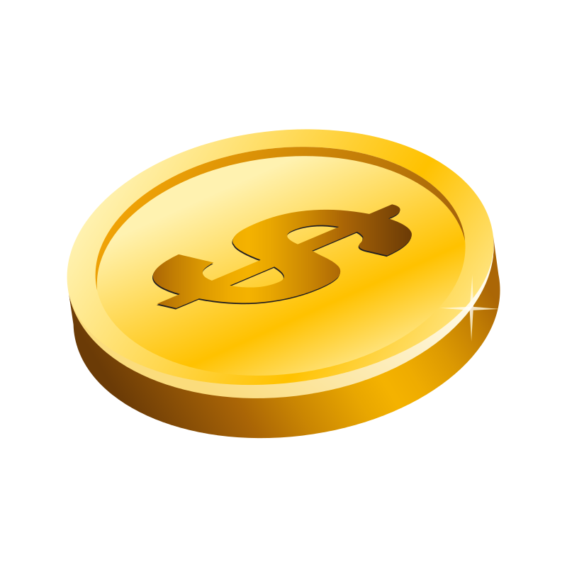 Free Gold Dollar Coin