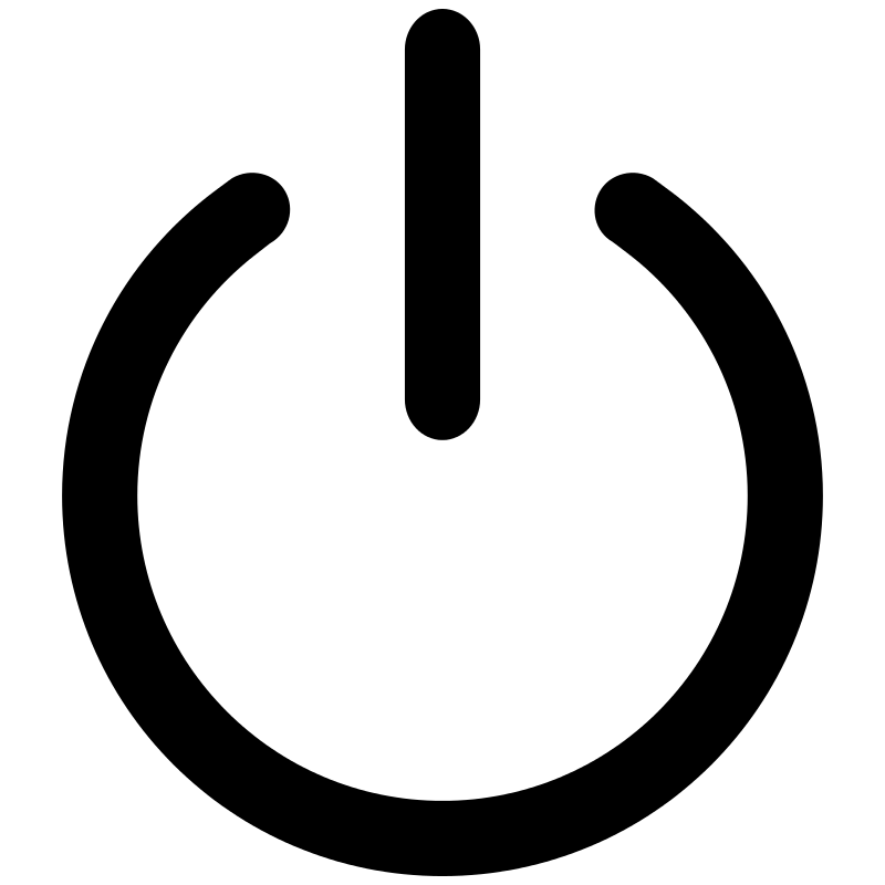 Free Power Symbol
