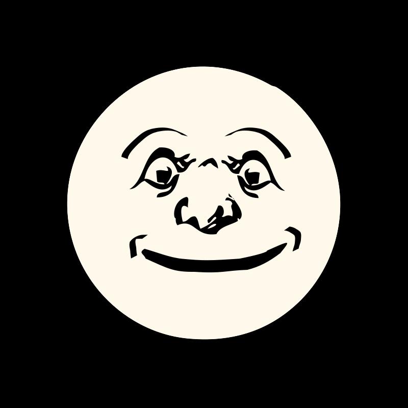 Free Happy moon