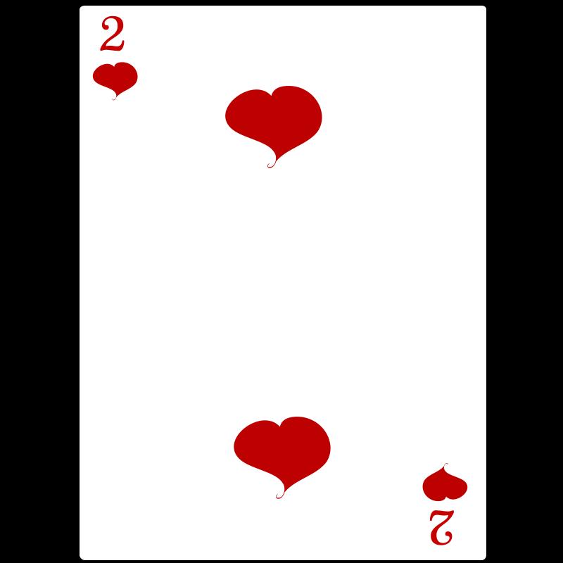 Free 2 of Hearts