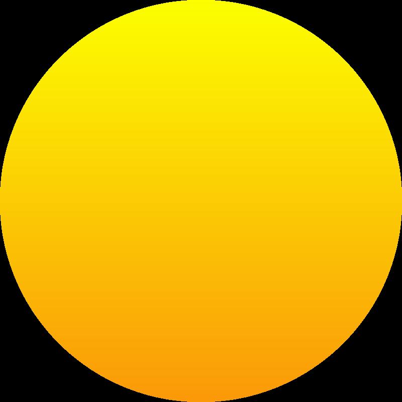 Free Orange Sun