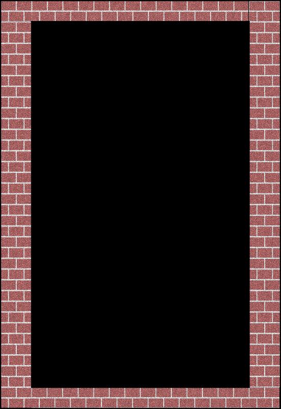 Free Brick Border