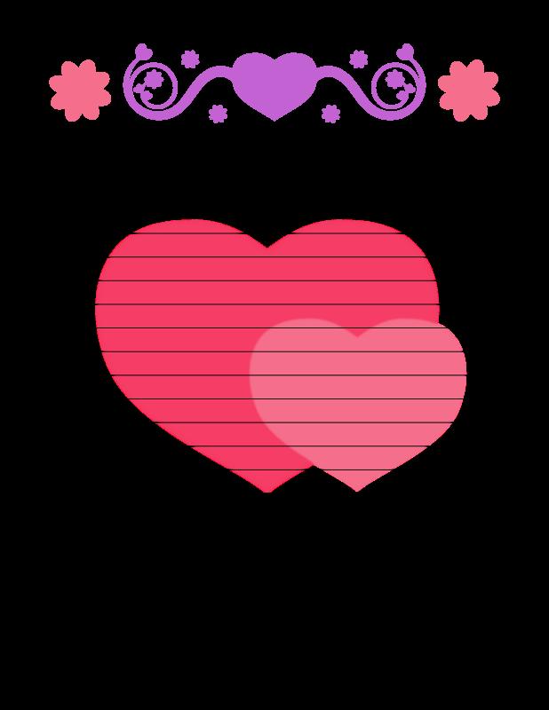 Free Valentine's Day Stationary