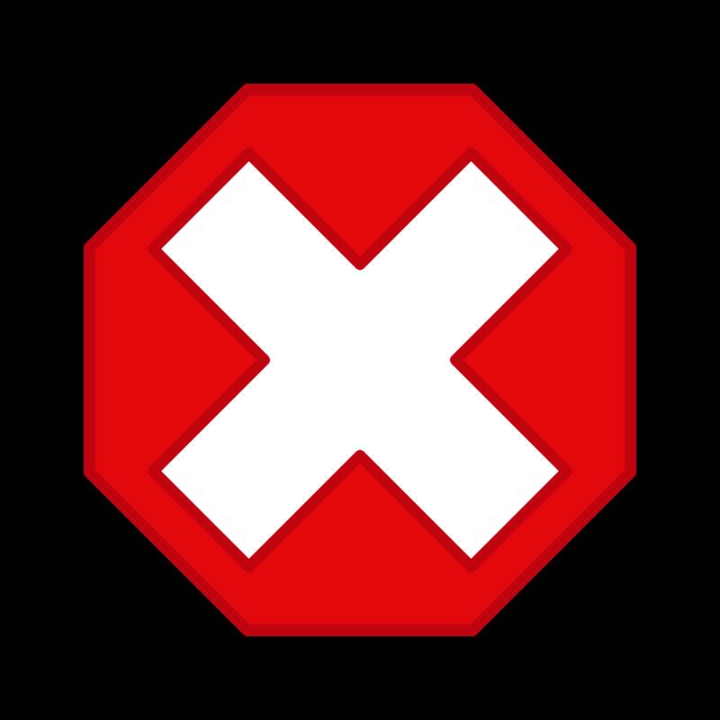 Free cross-octagon