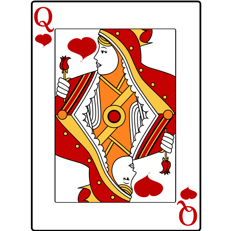 Free Queen of Hearts