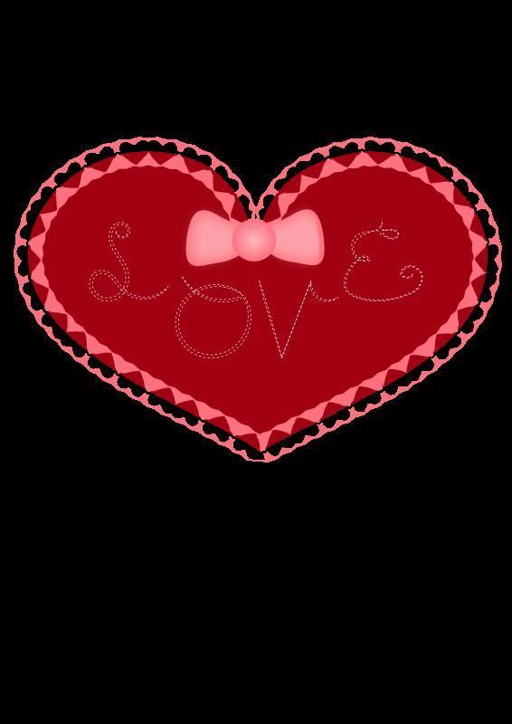 Free Valentine's Day Heart