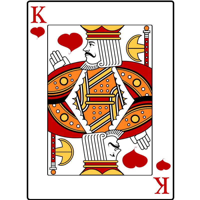 Free King of Hearts