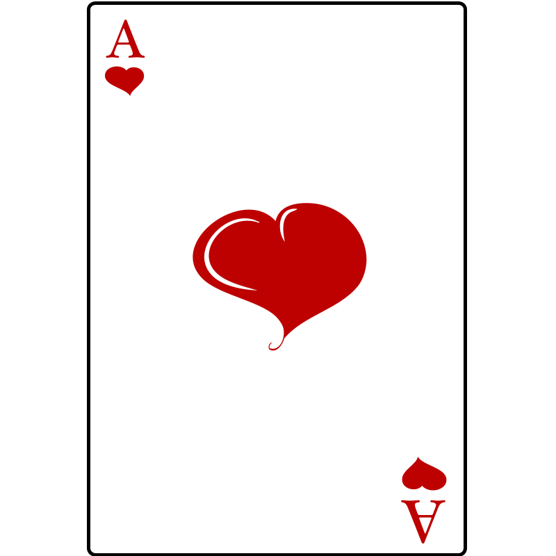 Free Ace of Hearts