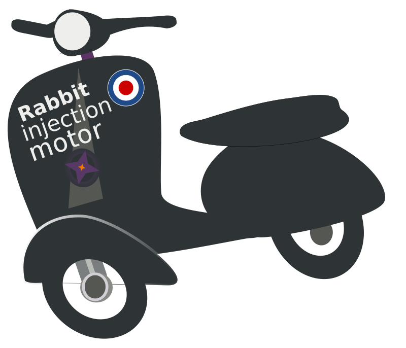 Free Motor scooter made in France