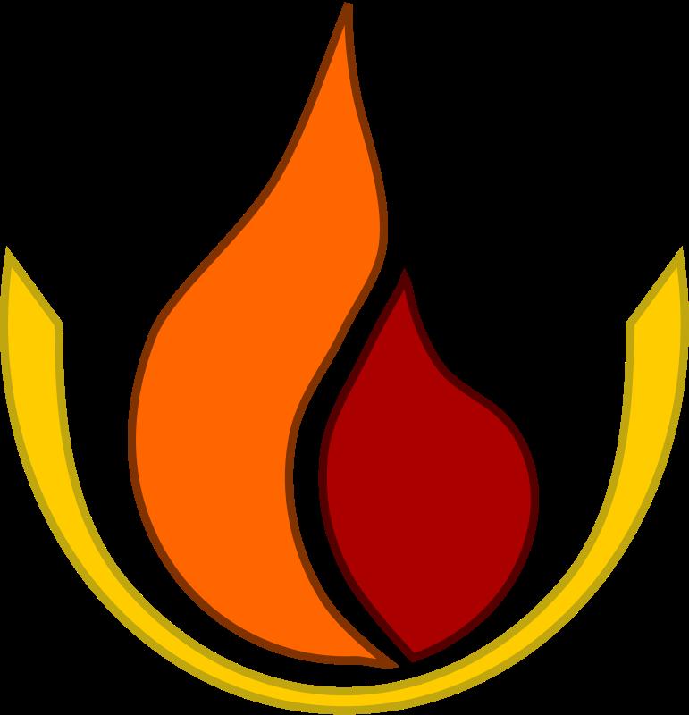 Free Flame logo