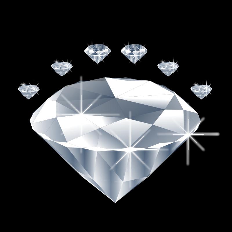 Free diamond deimantas