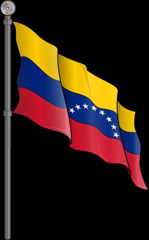 Free Bandera de Venezuela