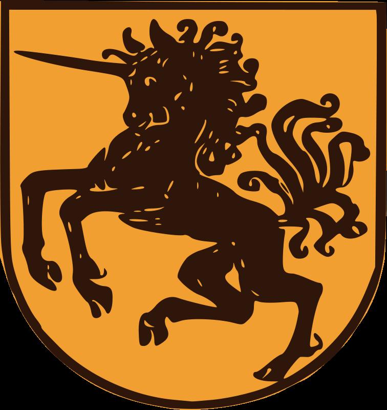 Free Wild Unicorn Shield