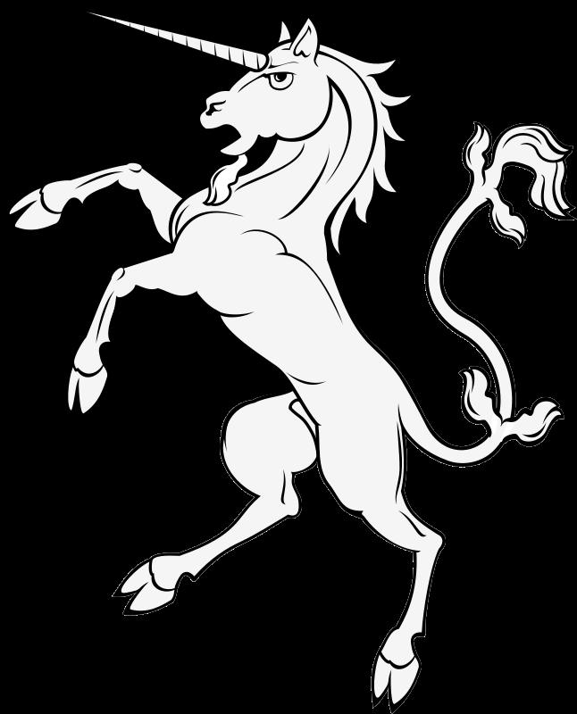 Free Standing Unicorn