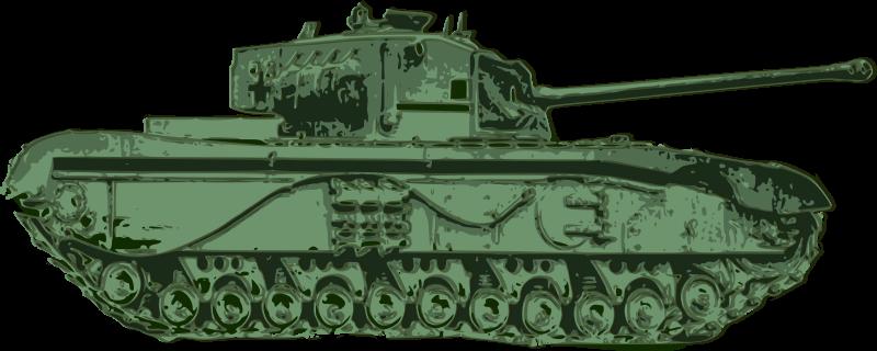 Free Green Tank
