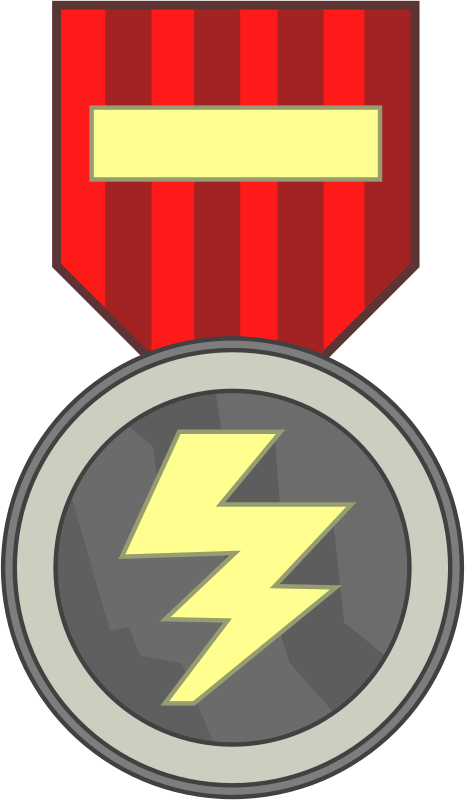 Free Clipart: Medal Template | qubodup