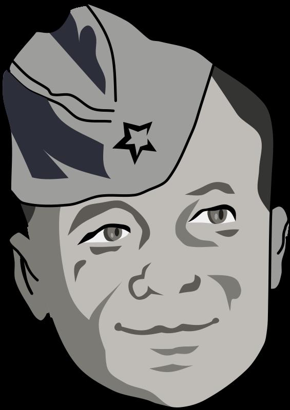 Free Russian soldier Vasili Tyorkin