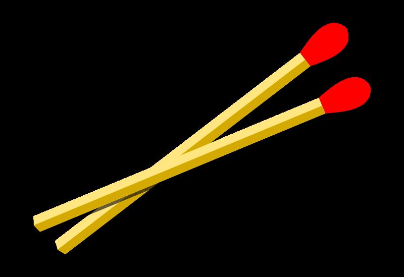 Free Kitchen Matches (strike on box)