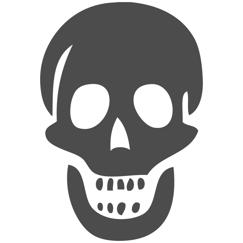 Free Pirate Skull (Remastered)