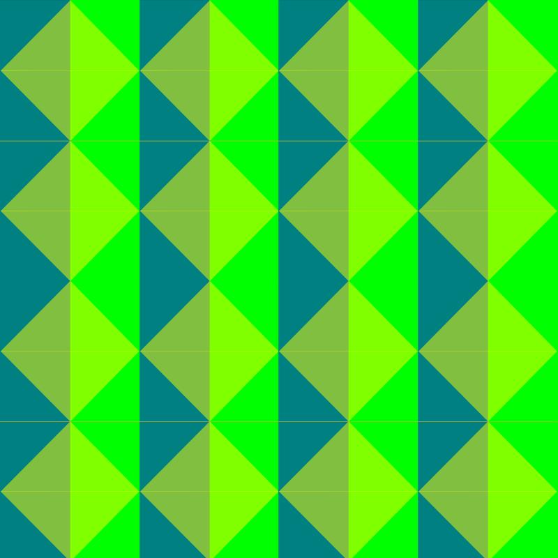 Free Squares pattern