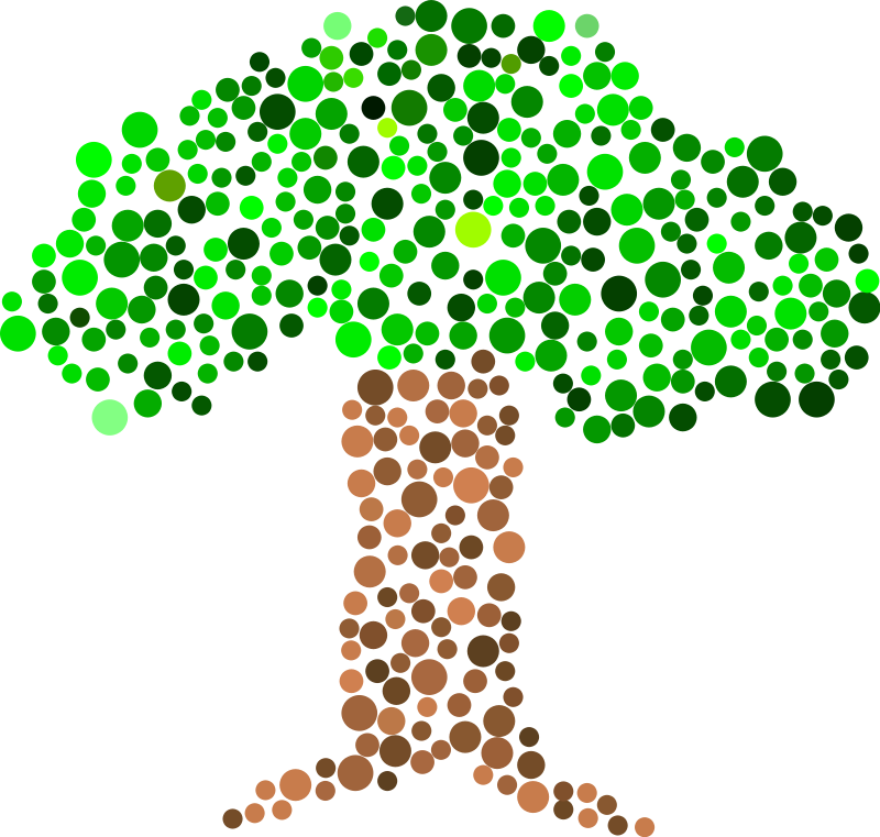 Free Dot Tree 2