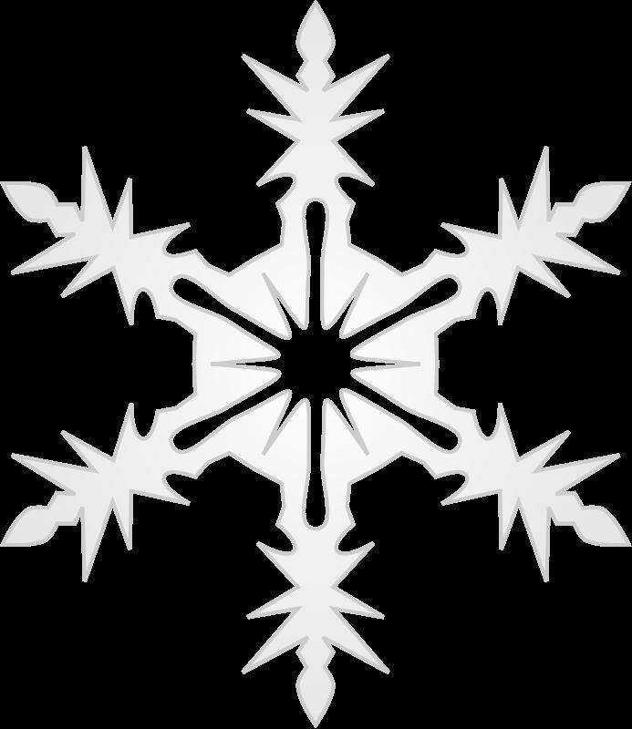 Free Snowflake 9