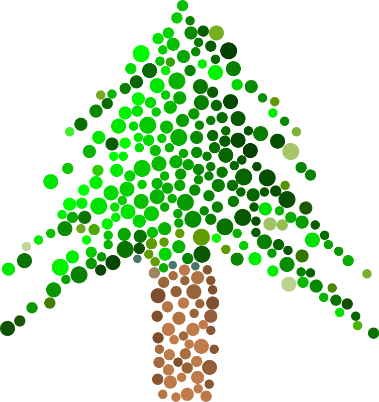 Free Dot Tree