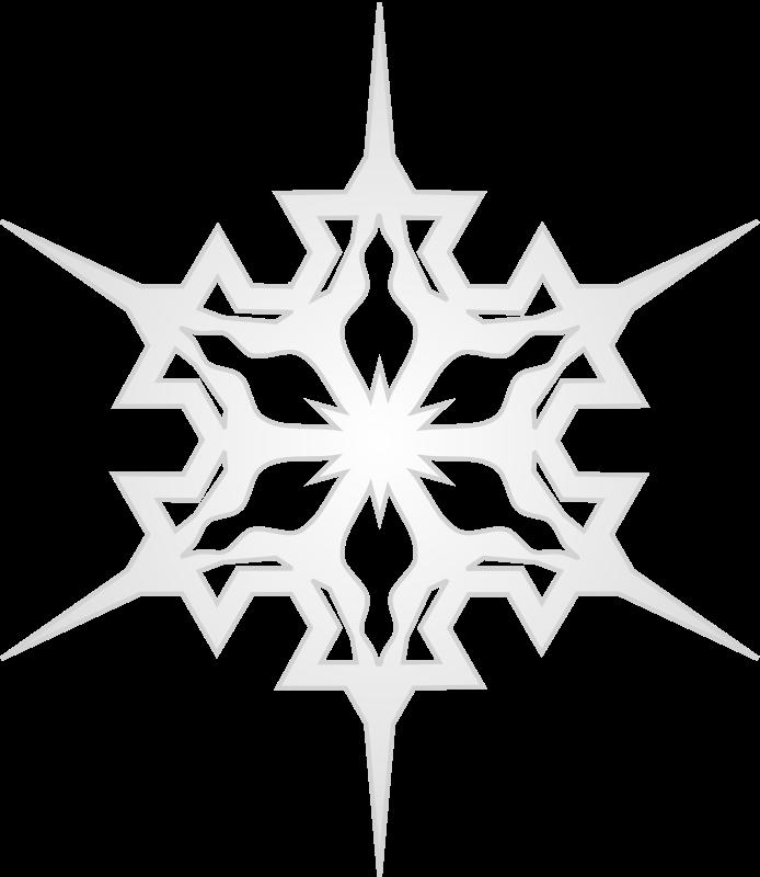 Free Snowflake 7