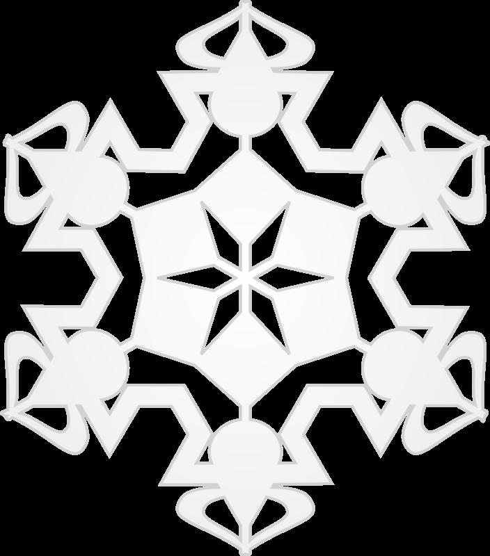 Free Snowflake 6