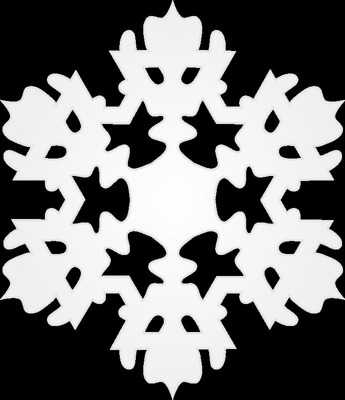Free Snowflake 5