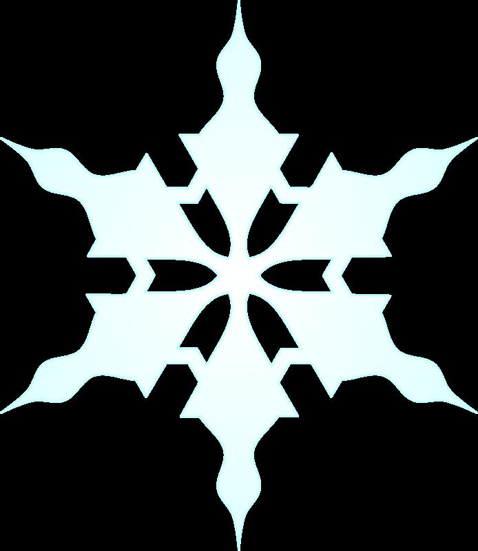 Free Snowflake 4