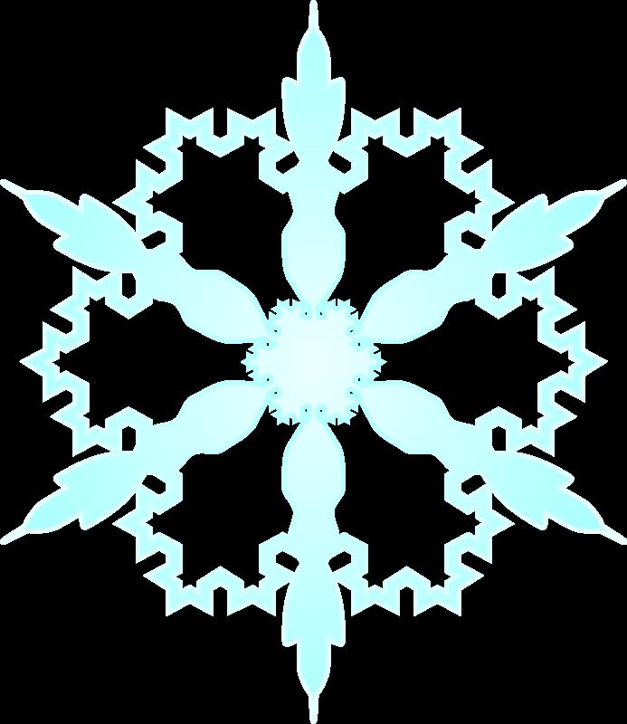 Free Snowflake 3