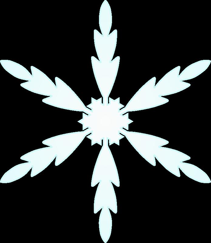 Free Snowflake 1
