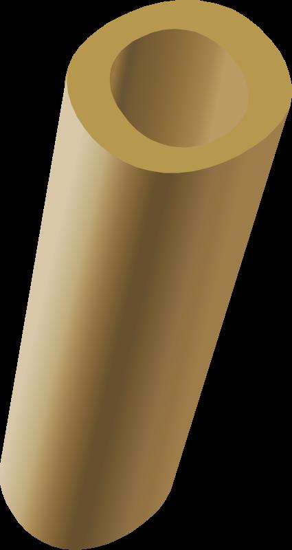 Free Brass Cylinder