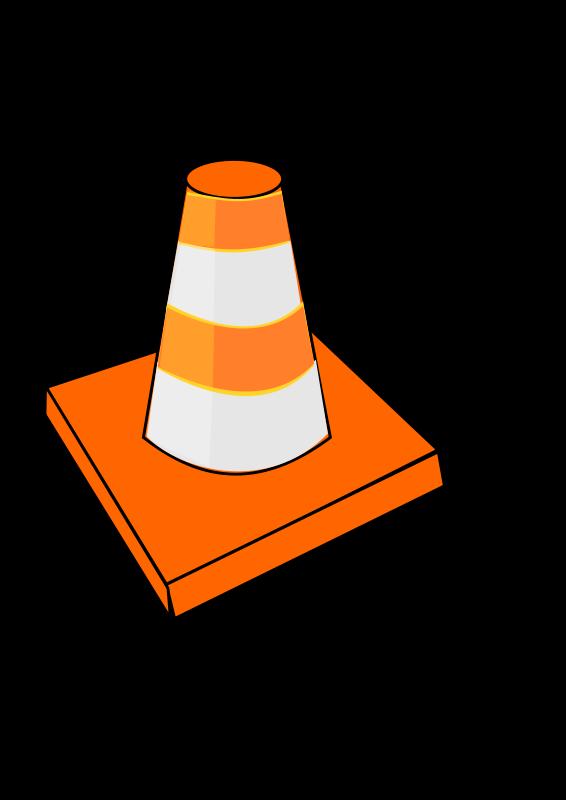 Free Traffic Cone