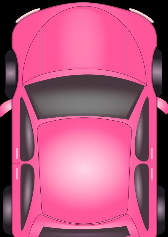 Free Pink Car