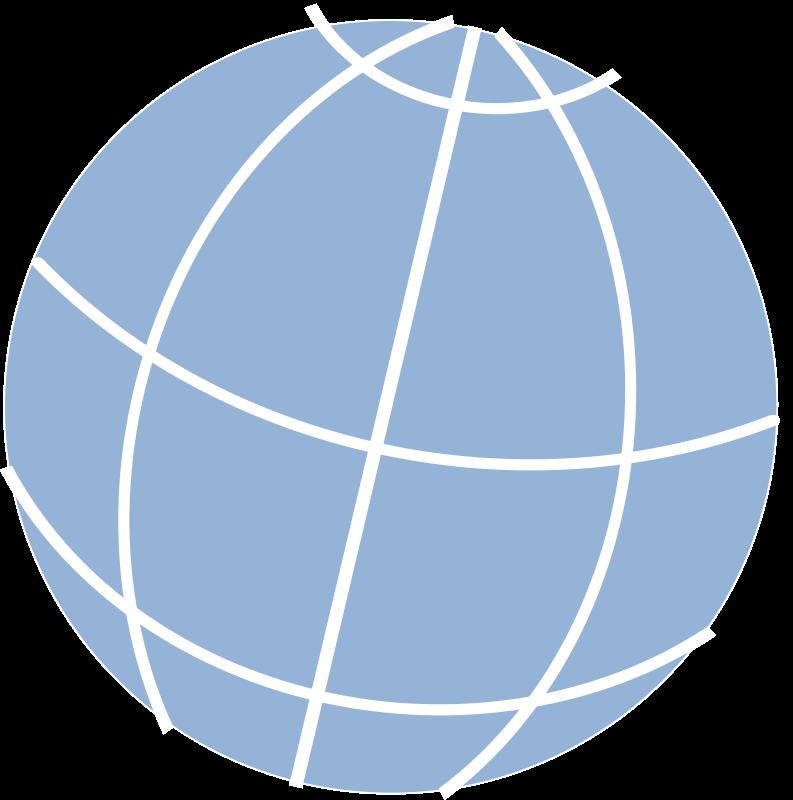 Free simple globe