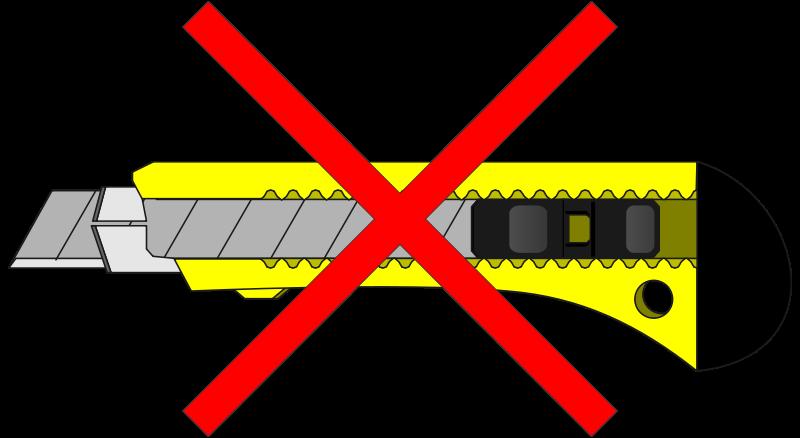 Free no knifes