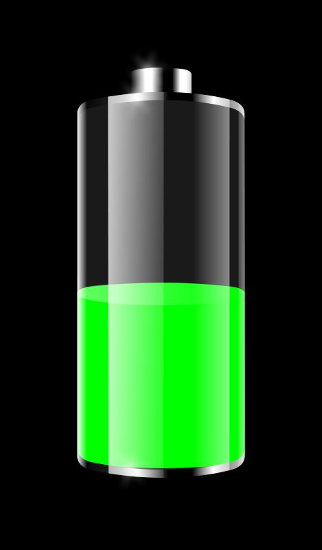 Free Clipart: Battery icon | roshellin