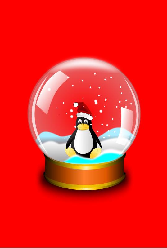 Free Snow globe
