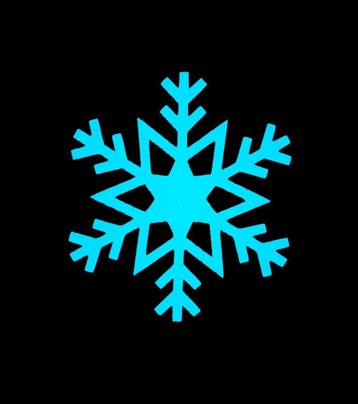 Free snow flake 5