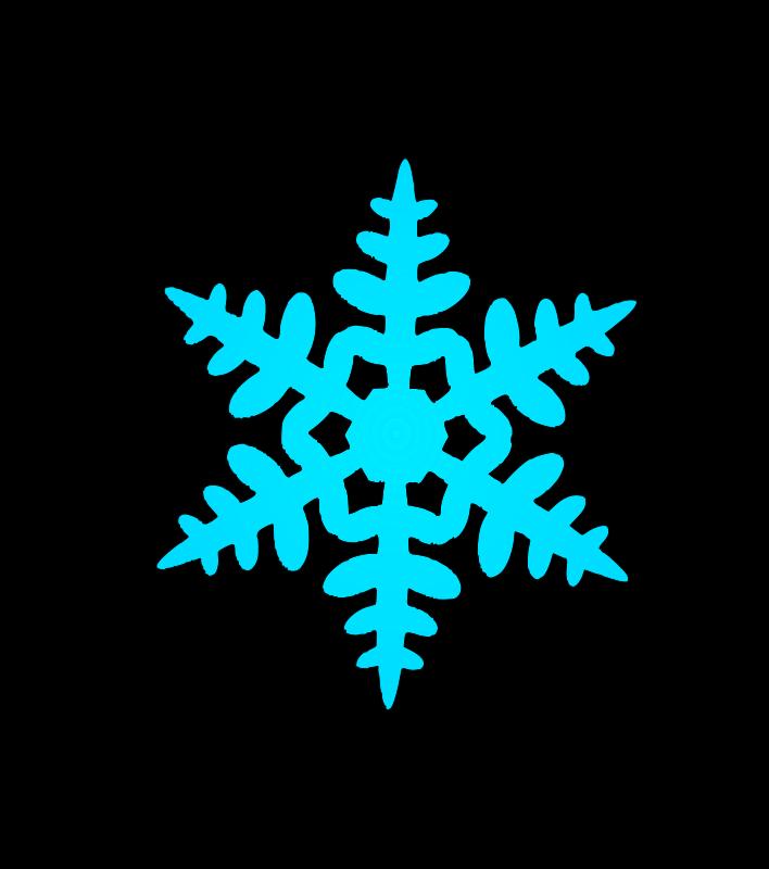 Free snow flake 3