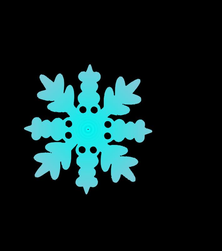 Free snow flake 2