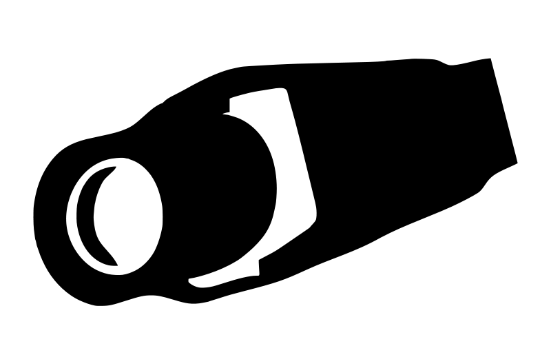 Free Security camera symbol